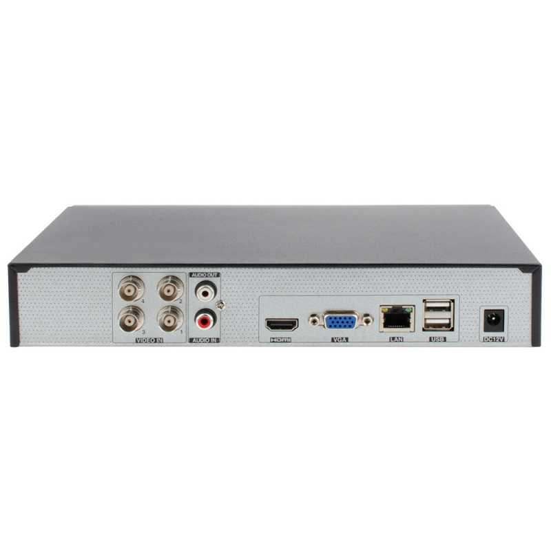 DVR Híbrido MTR04A1080L