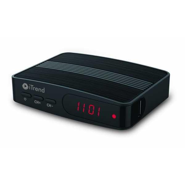 Conversor de TV Digital ITDTV1101