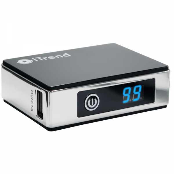 Black square 5200mAh - BS5200